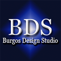 burgos design studio web design logo
